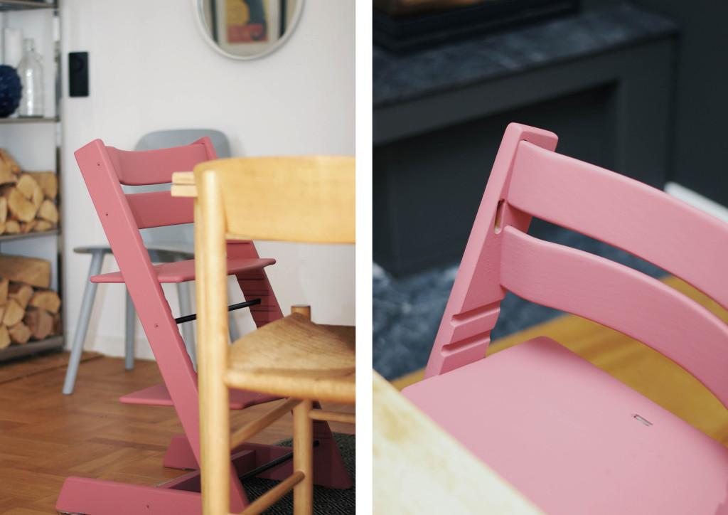 DIY Måla om Tripp Trapp stol Studio In – Inredare i Göteborg