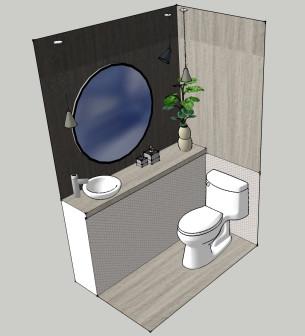 Toalett 1 - Minkgatan