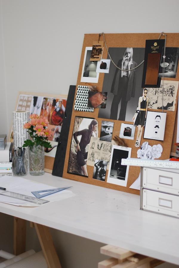 Homestyling göteborg skrivbord