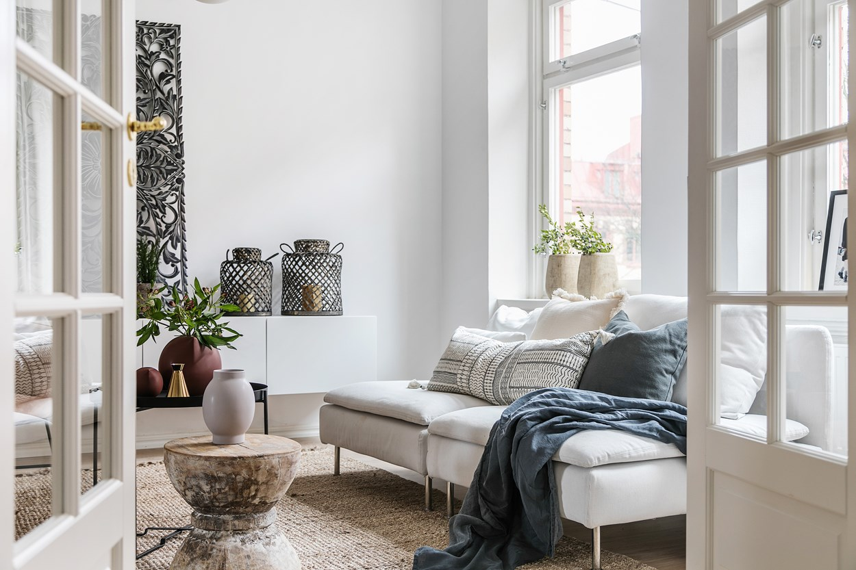 Övre Djupedalsgatan, homestyling, Studio In