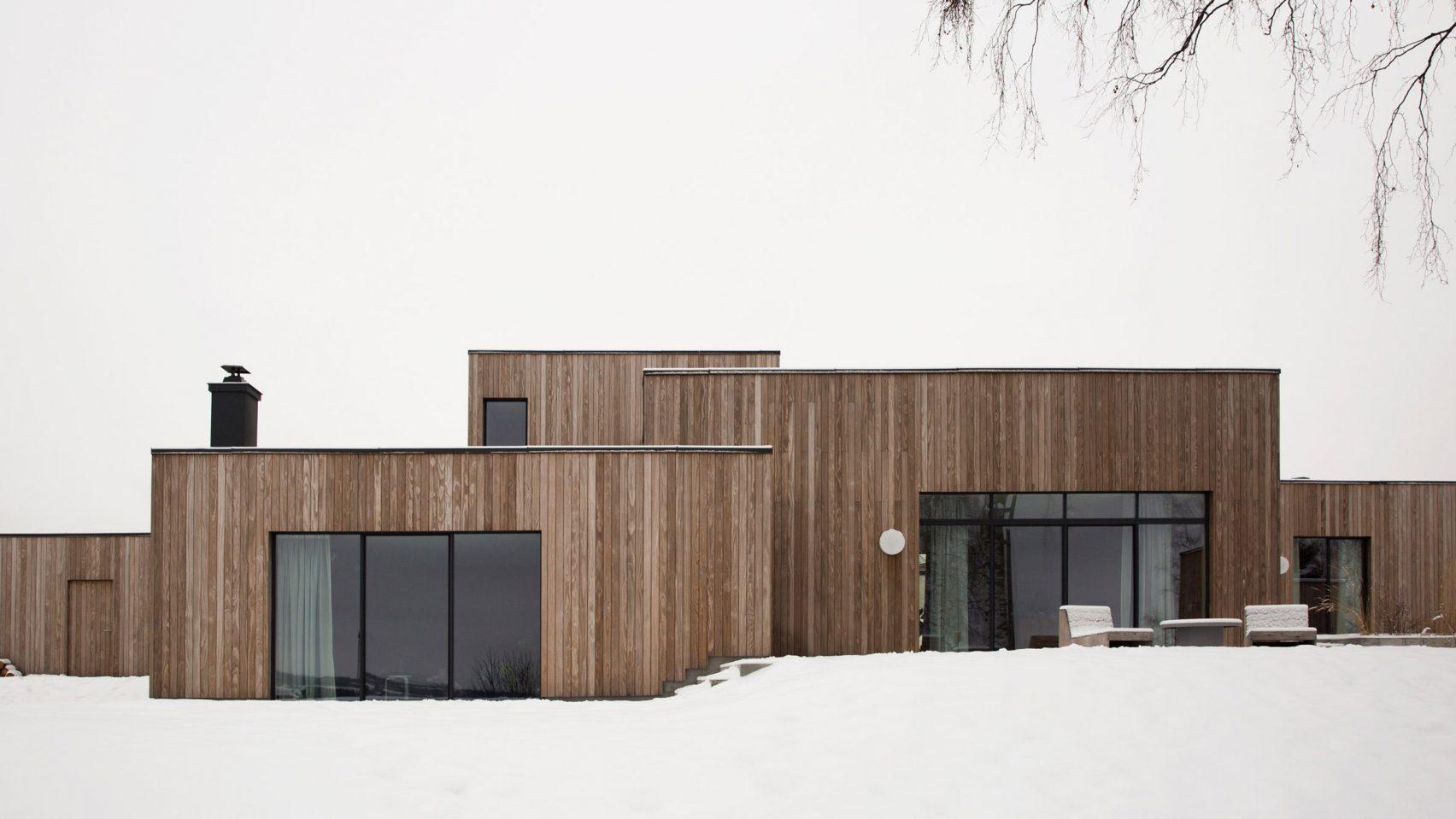 Arkitektur för återhämtning