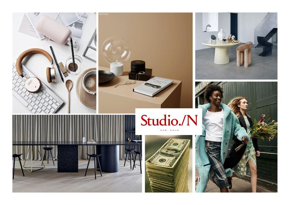 visionboard studio in
