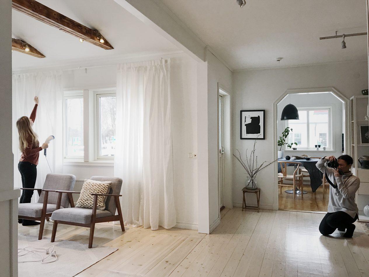 Inredningsblogg - Homestyling - Studio In