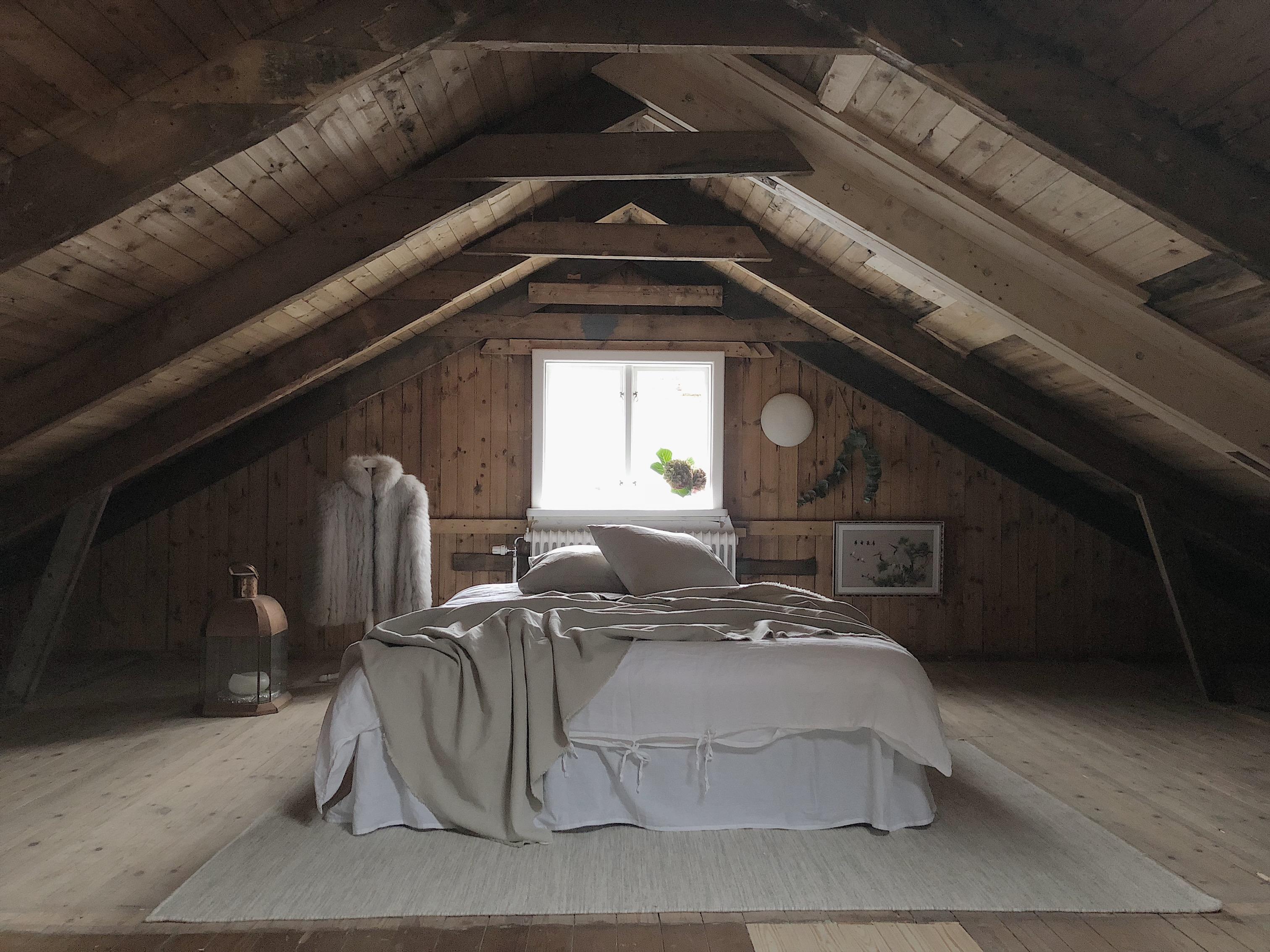 oinreddvind, sovrum , råvind, klintensväg 13