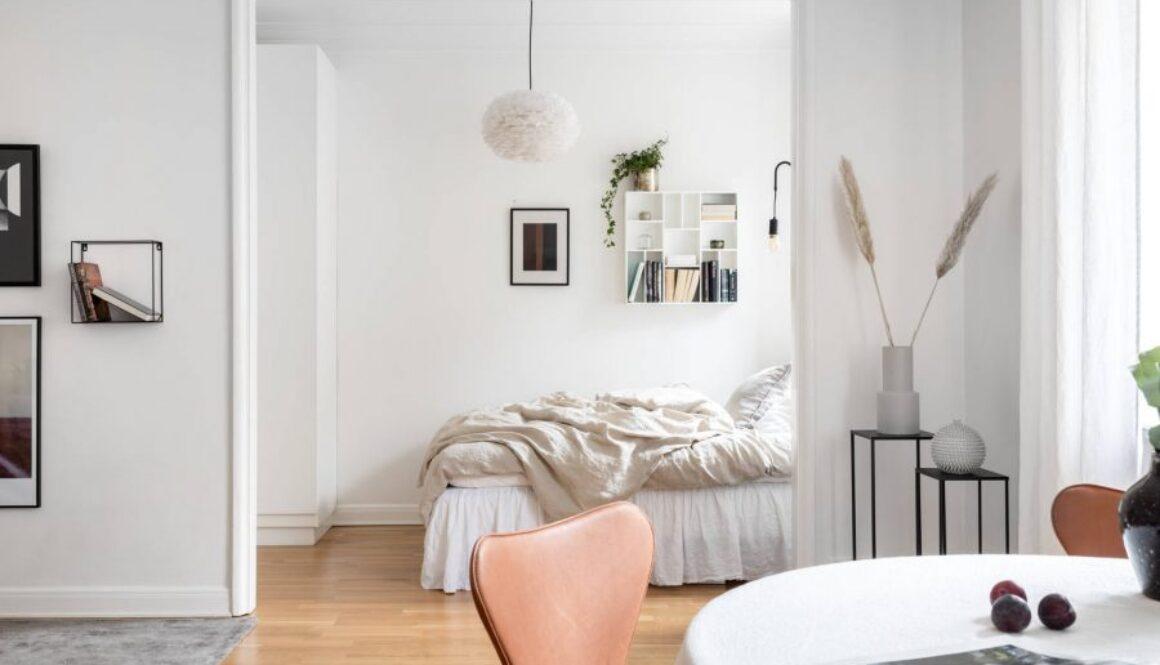 Lundgrensgatan 12, studio in, reveny