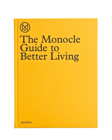 Julklappstips Monocle Guide to better living