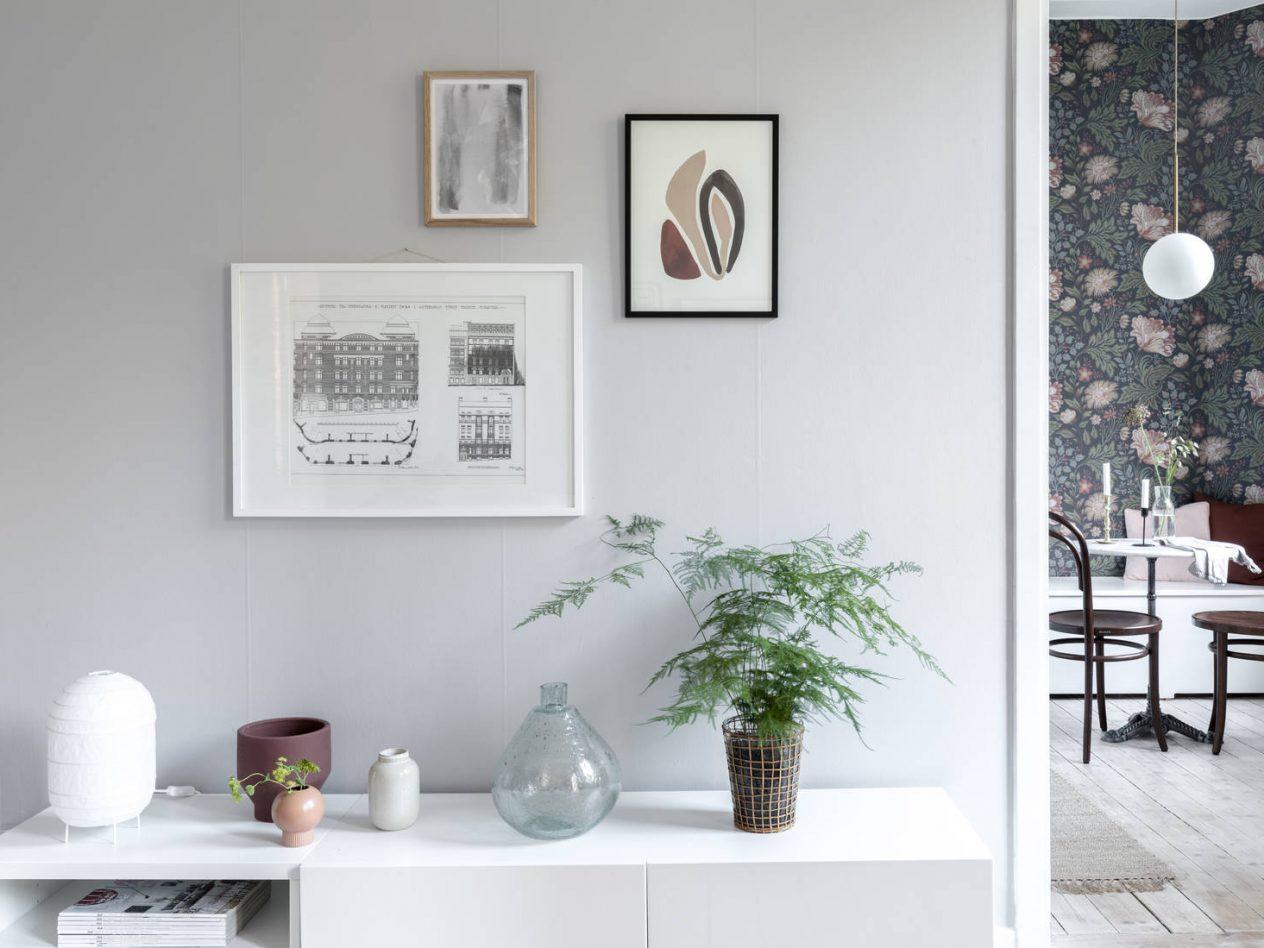 homestyling tavlor tavelvägg