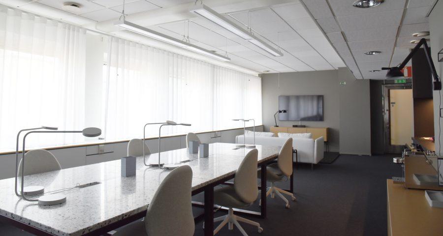Inreda kontor